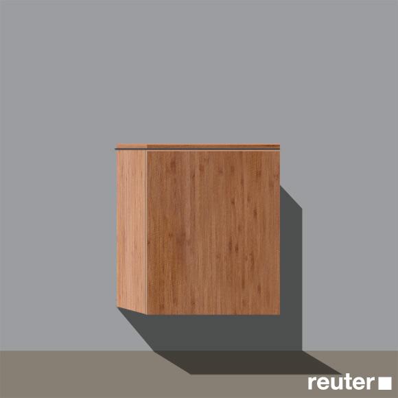 burg pli unterschrank mit 1 t r front bambus natur korpus bambus natur usac040lf0139. Black Bedroom Furniture Sets. Home Design Ideas
