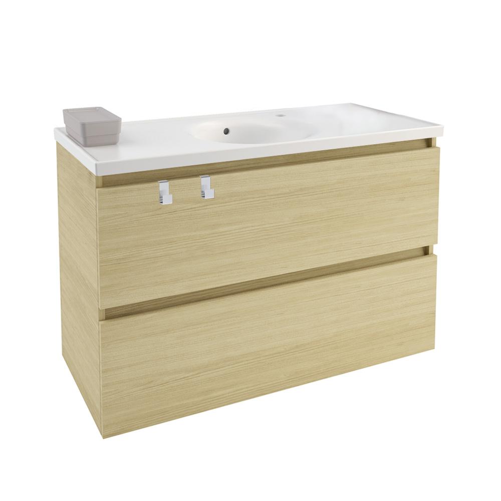 waschbecken mit unterschrank 70 cm posseik salona waschbecken unterschrank 70 cm walnuss wei. Black Bedroom Furniture Sets. Home Design Ideas
