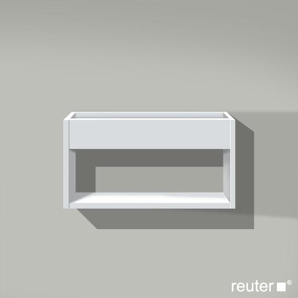 duravit ketho wandregal weiss matt kt253701818 reuter. Black Bedroom Furniture Sets. Home Design Ideas
