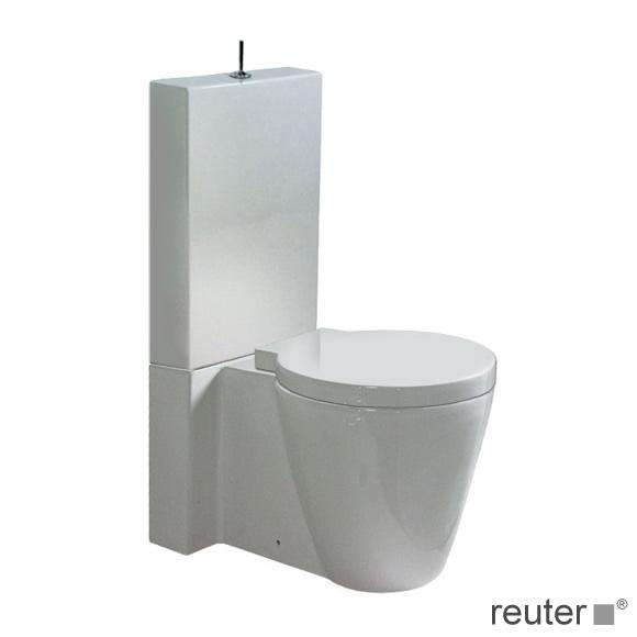 duravit starck 1 stand tiefsp l wc f r kombination l 64 b 41 5 cm wei 0233090064 reuter. Black Bedroom Furniture Sets. Home Design Ideas