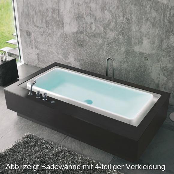 Badewanne dusche kombination duscholux: modernes badezimmer mit ...