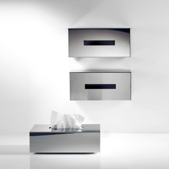 decor walther kb 95 papiertuchbox edelstahl poliert 0844670 reuter onlineshop. Black Bedroom Furniture Sets. Home Design Ideas