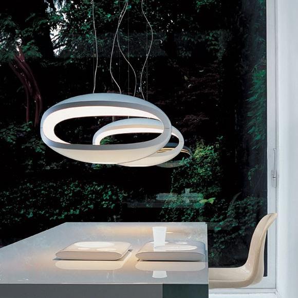 foscarini o space sospensione pendelleuchte 12700710 reuter onlineshop. Black Bedroom Furniture Sets. Home Design Ideas