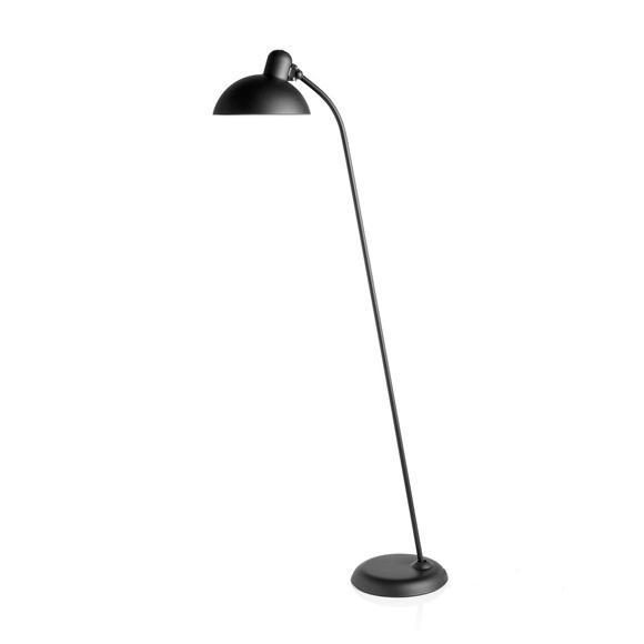 kaiser idell 6556 stehleuchte ki 6556 f matt schwarz reuter onlineshop. Black Bedroom Furniture Sets. Home Design Ideas