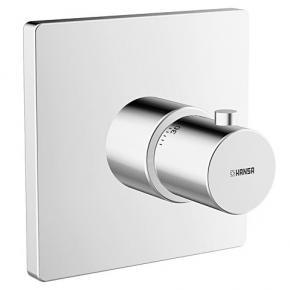 Hansavarox Funktionseinheit/Dekorset zu Hansadesigno Thermostat-Batterie ohne Absperrung chrom