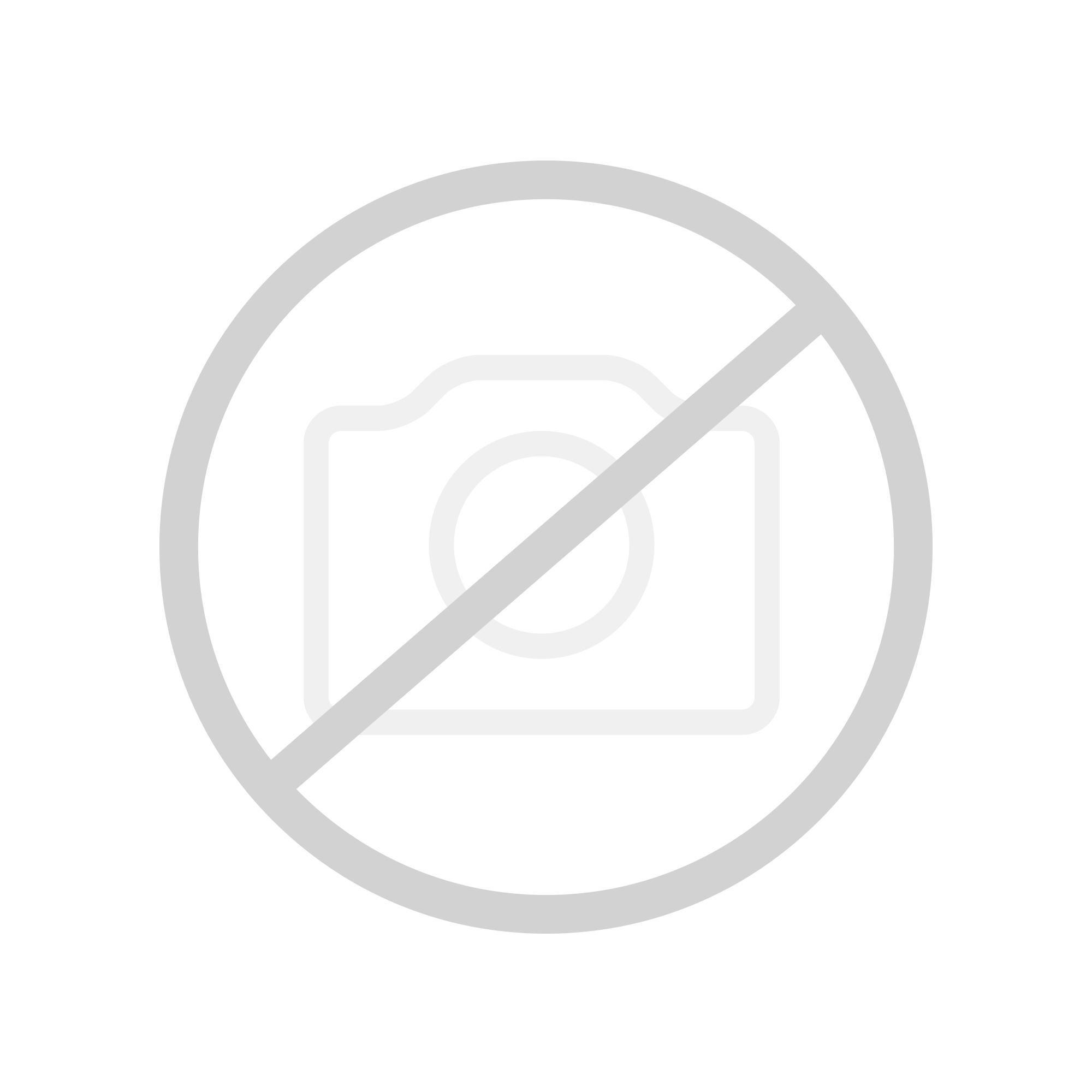 Herzbach NeoCastell Waschtisch-Einlochbatterie ohne Ablaufgarnitur und erhöhter Sockel