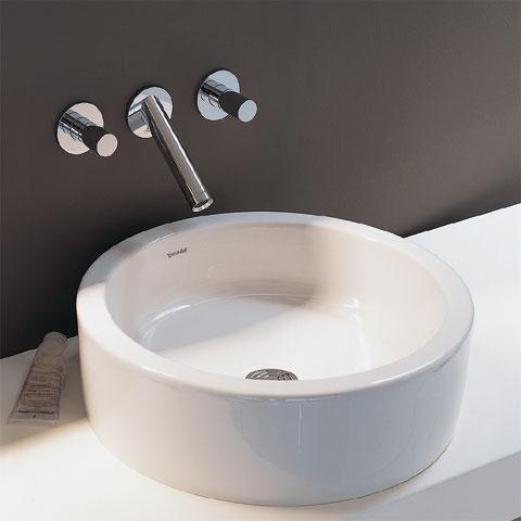 hansgrohe axor starck 3 loch wandarmatur f r waschtisch chrom 10313000 reuter onlineshop. Black Bedroom Furniture Sets. Home Design Ideas