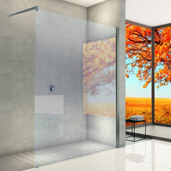 hoesch one one duschwand eckversion f r seiteneinstieg reuter onlineshop. Black Bedroom Furniture Sets. Home Design Ideas