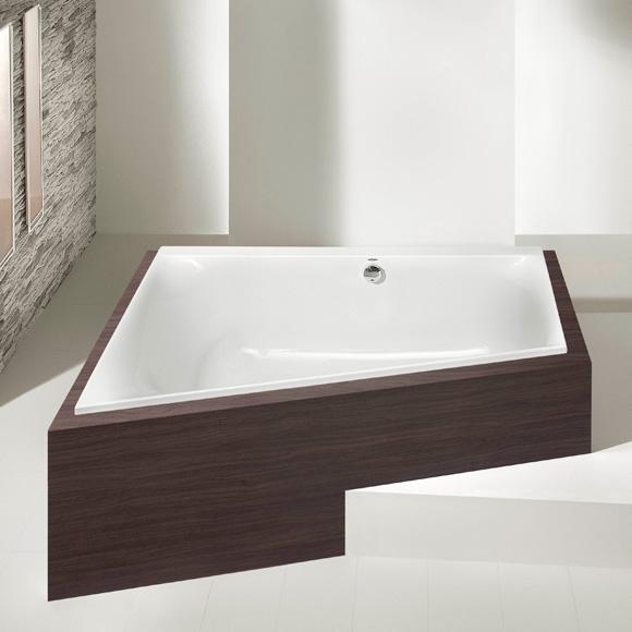 Hoesch Namur Badewanne : Hoesch thasos badewanne linke ausf?hrung  reuter