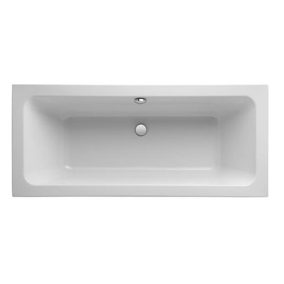 keramag icon duo rechteck badewanne 650470000 reuter. Black Bedroom Furniture Sets. Home Design Ideas