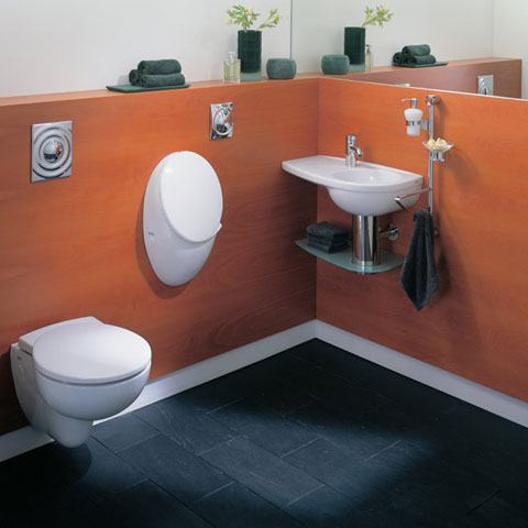 pin g stetoilette urinal on pinterest. Black Bedroom Furniture Sets. Home Design Ideas