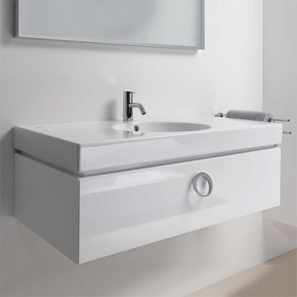 waschtisch 50 cm ebay waschtisch 50 cm mit unterschrank. Black Bedroom Furniture Sets. Home Design Ideas