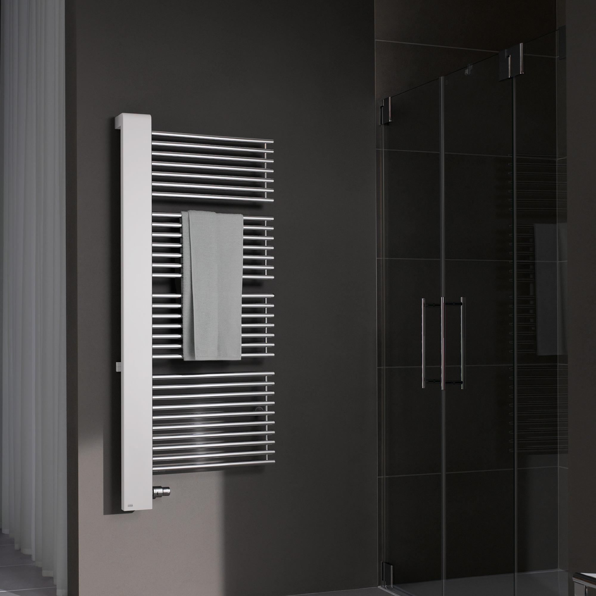 kermi credo half badheizk rper b 61 h 188 4 cm. Black Bedroom Furniture Sets. Home Design Ideas
