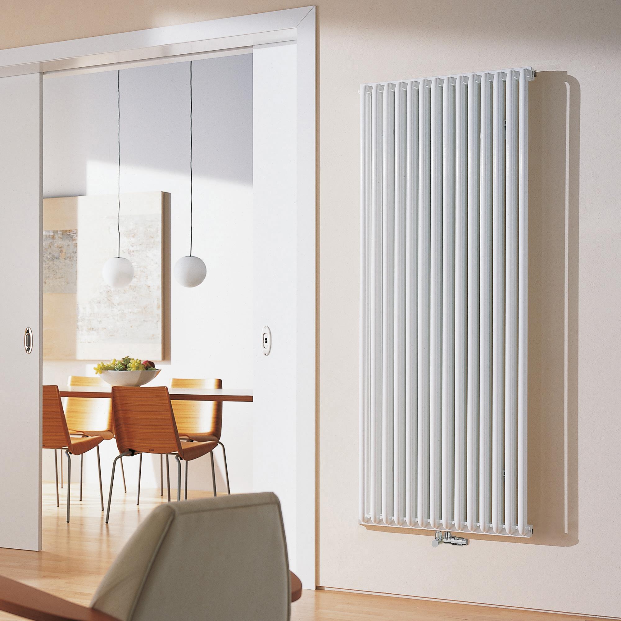 kermi decor s typ 21 heizk rper mit mittelanschluss wei b 46 h 180 cm 1330 watt. Black Bedroom Furniture Sets. Home Design Ideas