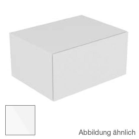 keuco edition 11 sideboard mit 1 auszug und 1 aufbewahrungsbox mit led innenbeleuchtung front. Black Bedroom Furniture Sets. Home Design Ideas