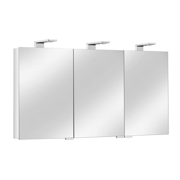 keuco royal universe spiegelschrank mit 3 t ren 12705171301 reuter onlineshop. Black Bedroom Furniture Sets. Home Design Ideas