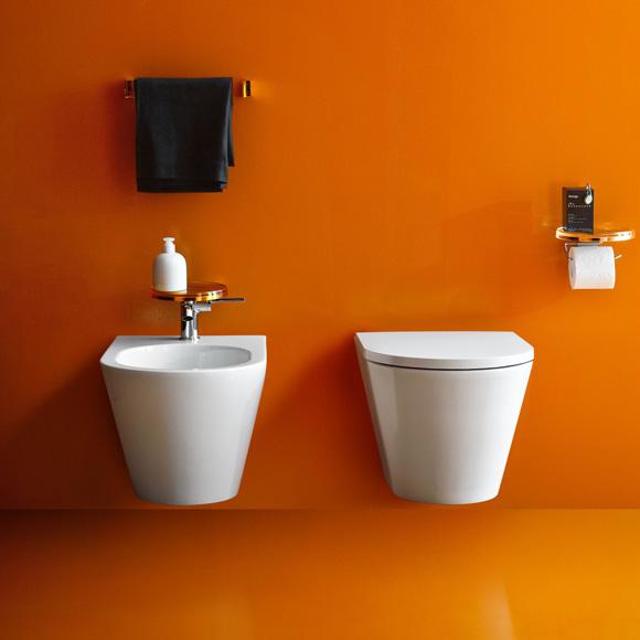 kartell by laufen wand tiefsp l wc wei mit cleancoat 8203314000001 reuter onlineshop. Black Bedroom Furniture Sets. Home Design Ideas