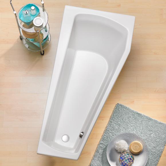 ottofond bahia raumspar badewanne modell a ausf hrung. Black Bedroom Furniture Sets. Home Design Ideas