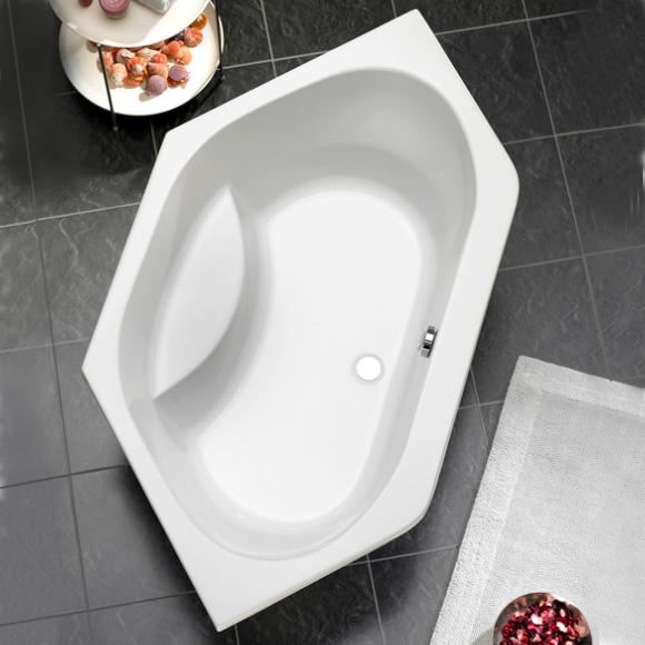 ottofond riga eck badewanne ohne wannentr ger 703001 reuter onlineshop. Black Bedroom Furniture Sets. Home Design Ideas