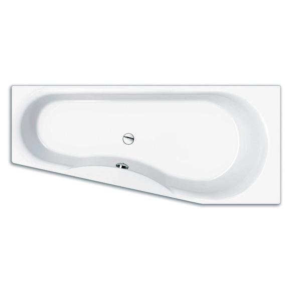 repabad tika raumspar badewanne ausf hrung links 15104we reuter onlineshop. Black Bedroom Furniture Sets. Home Design Ideas