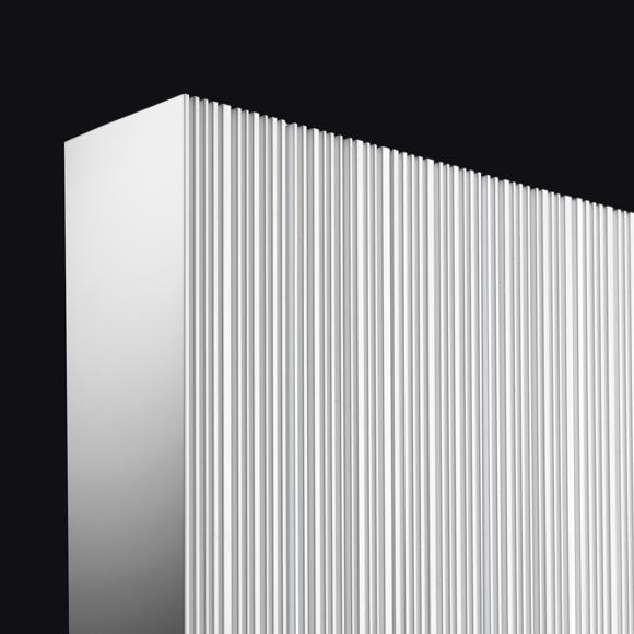vasco bryce plus vertikal bv100 heizk rper h 200 cm wei breite 60 cm 112090600200000660600. Black Bedroom Furniture Sets. Home Design Ideas