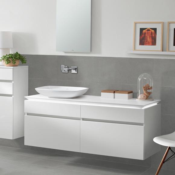 villeroy boch legato waschtischunterschrank glossy white. Black Bedroom Furniture Sets. Home Design Ideas