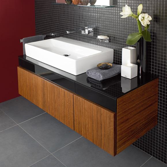 villeroy boch memento waschtisch f r montage mit m beln. Black Bedroom Furniture Sets. Home Design Ideas