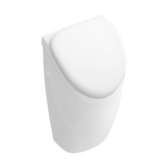 villeroy boch absaug urinal b 29 h 49 5 t 24 5 cm f r deckel wei ausf hrung f r. Black Bedroom Furniture Sets. Home Design Ideas