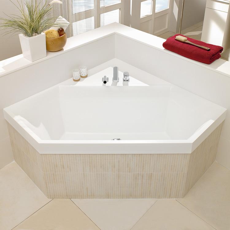villeroy boch squaro badewanne wei ubq190sqr6v 01 reuter onlineshop. Black Bedroom Furniture Sets. Home Design Ideas